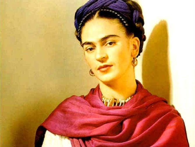 Muhteşem Frida Kahlo'dan 16 Alıntı