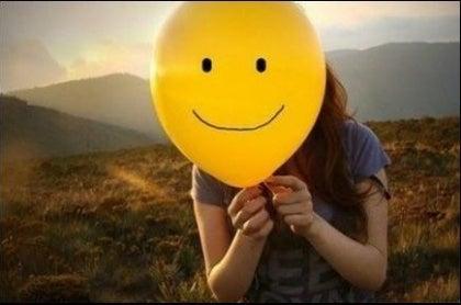 Mutlu balon
