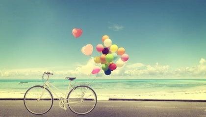 Bisiklet-balonlar