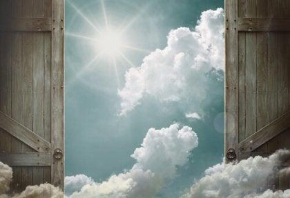 açık kapılar-gökyüzü