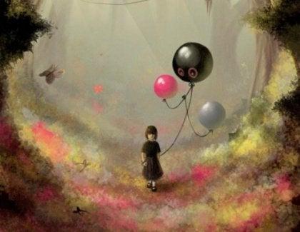 kiz-cocugu-balonlar
