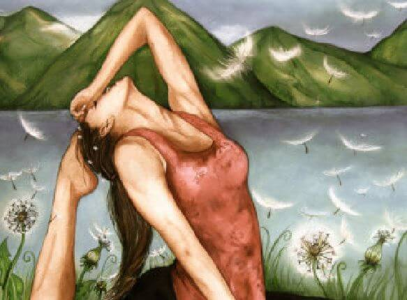 yoga-kadin