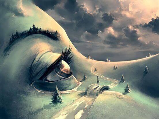 Gözler Ruhumuza Açılan Pencerelerdir