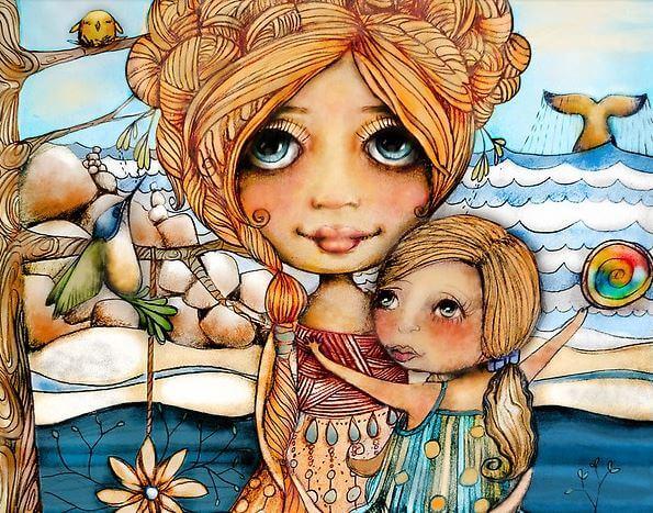 Sevgi: Bir Çocuğun Zihinsel Gelişiminin Anahtarı
