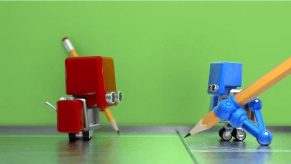 Robotlar Kıskançlık ve Hınç Hakkında Bize Neler Öğretebilir