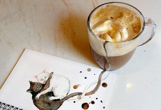 İyi Arkadaşlarla İçilen Kahve Sorunları Hafifletir