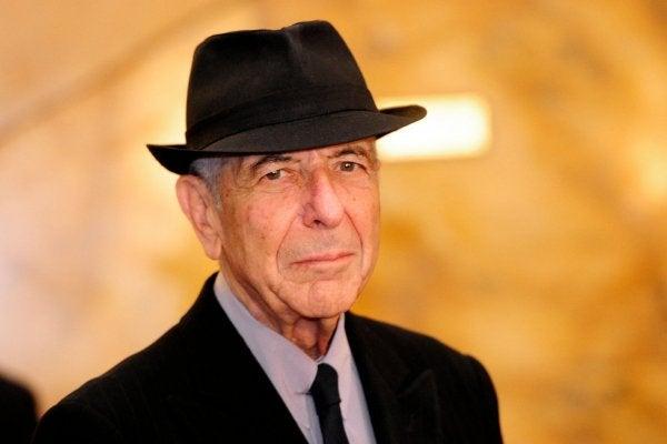 Leonard Cohen: Müzikten Şiire