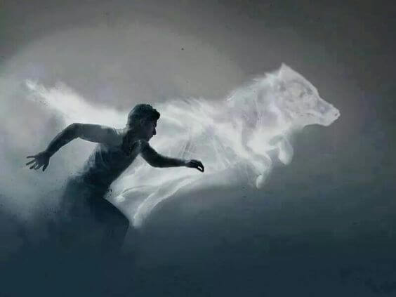 içimdeki kurt gibi atılıp koşuyorum