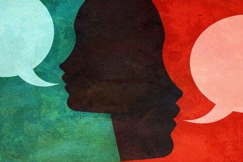 rengarenk konuşmak