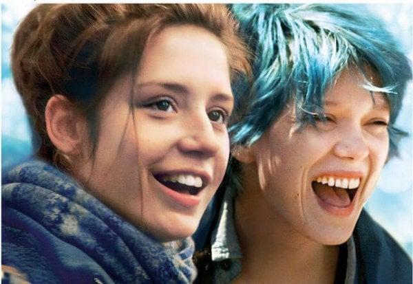 Mavi En Sıcak Renktir: Aşkın İki Tarafı