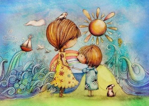 Çocuklara Verebileceğiniz Duygusal Anlamda Hassas 6 Cevap