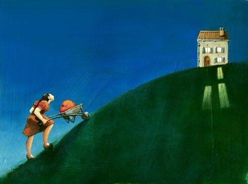ısrarla tırmanmak