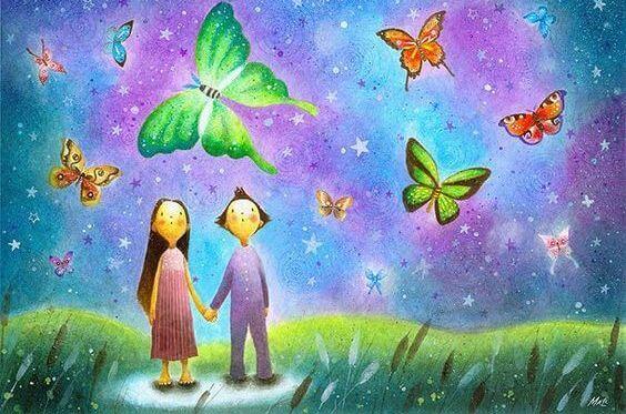 Aşka, Umuda ya da Korkulara Tutunmayın