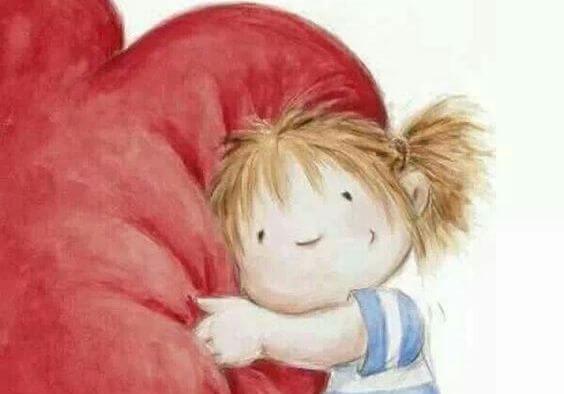 çocukkalbe sarılıyor