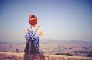 seyahat kadın