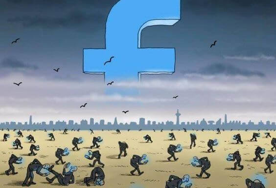 telefonda facebook zombileri
