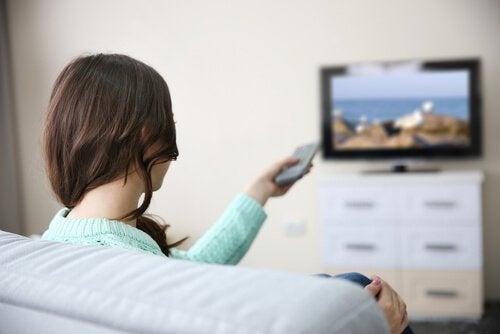 televizyon izlemek