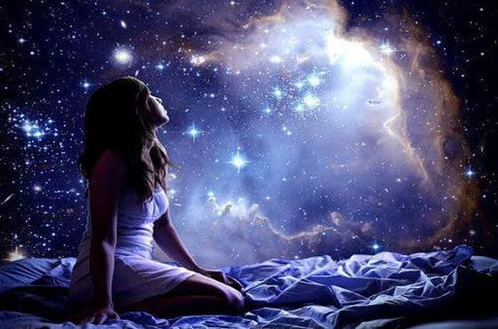 oturup yıldızlara bakmak