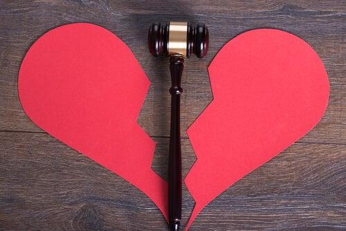 boşanma ve kırık kalp