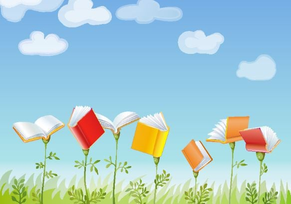 tarladan çıkan kitap çiçekler