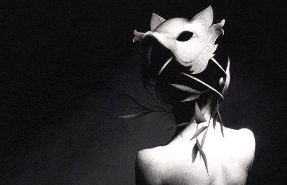 maskeden şapka