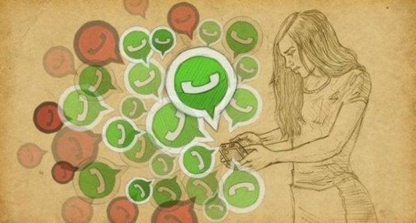 Belki de Senin WhatsApp Mesajlarını Yanıtlamak İstemiyorum