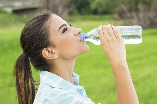 Beyninizin Tam Performans Göstermesi İçin Su İçin