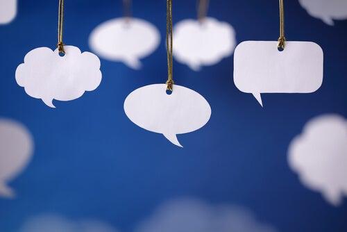 konuşma bulutlaru