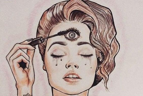 üçüncü gözü rimellemek