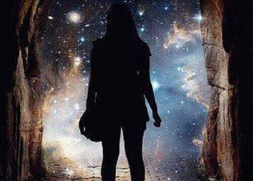 evrene açılan geçit