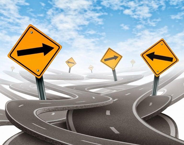 yol işaretleri