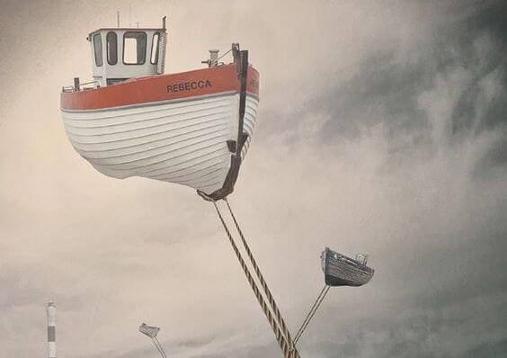 uçan gemiler