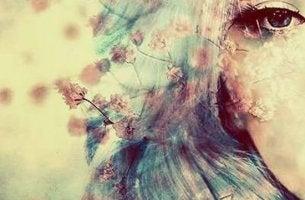 göz-çiçekler