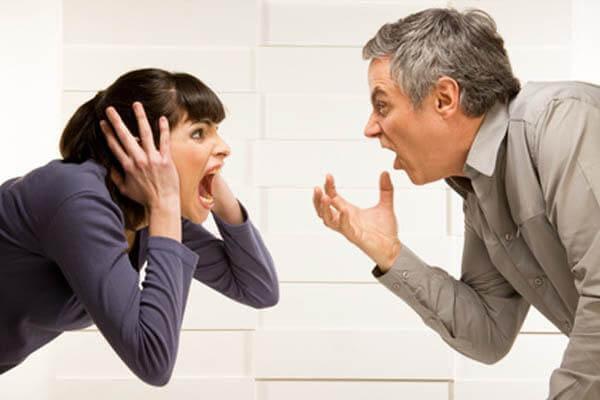 bağıran çift