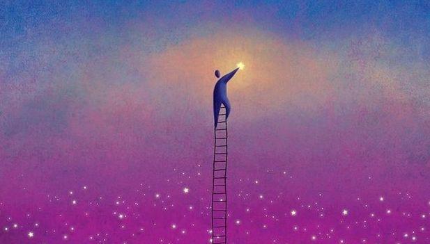 yıldızlara merdivenle tırmanmak