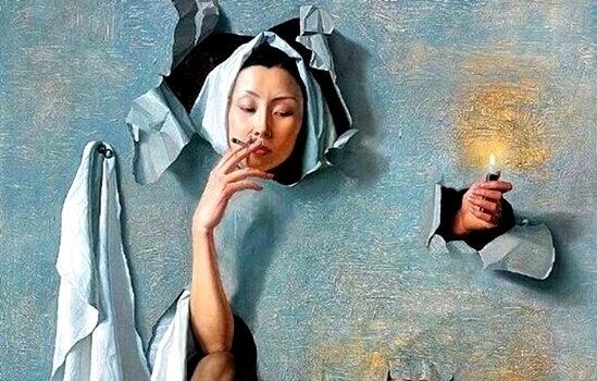 Sigara İçerek Neyi Saklıyoruz?