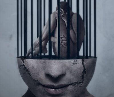 tutuklu kadın