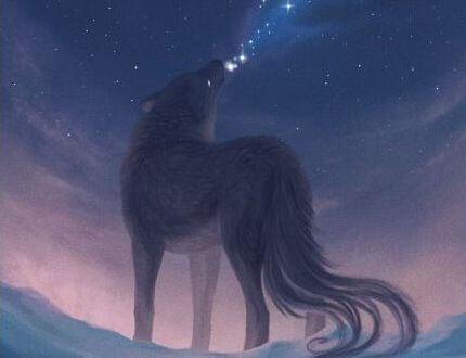 yıldızları yiyen kurt