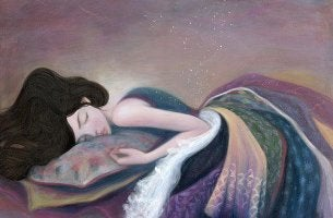 uyuyan kız