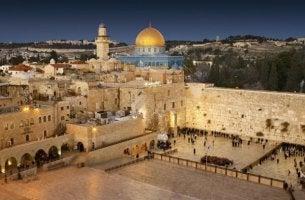 Kudüs şehir surları
