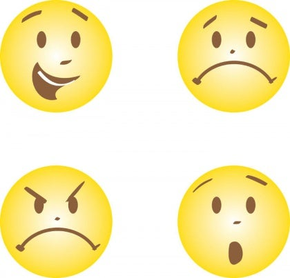 farklı emojiler