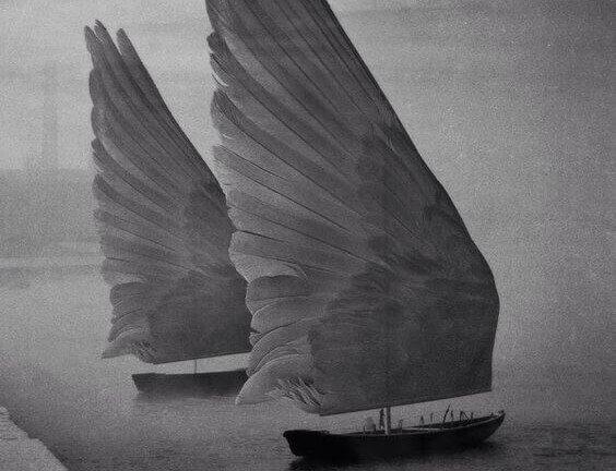 kanat yelkenli gemiler