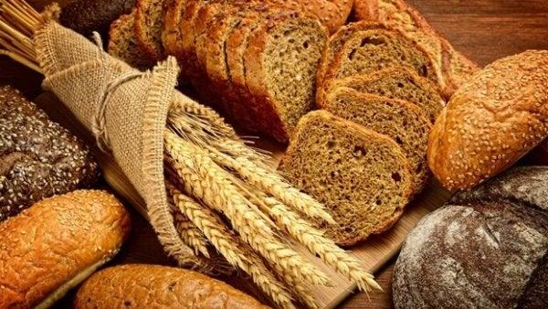 glutenli ekmekler