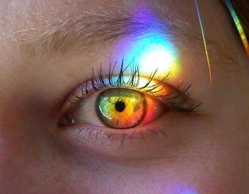 göze vuran ışık