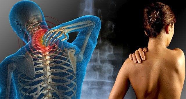 sırt ve iskelette ağrı