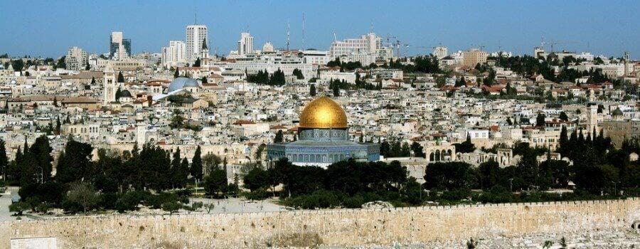 Kudüs şehri fotoğrafı