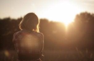 güneş ve kadın