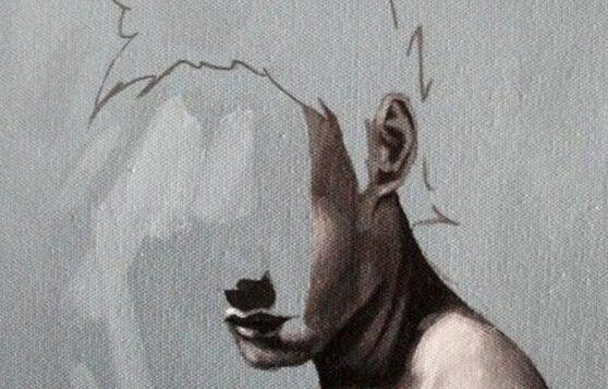 yüzü olmayan adam
