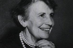 anna freud'un fotoğrafı