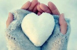 buzdan kalp